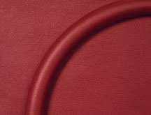 Burgundy Leather - Click for Larger Image