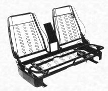 zigs street rod seat frames. Black Bedroom Furniture Sets. Home Design Ideas