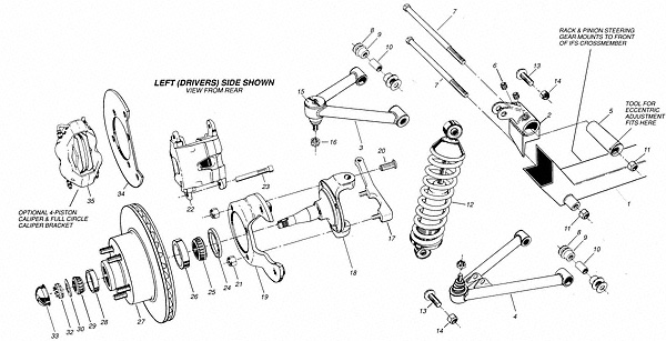 2000 chevy silverado front suspension diagram html